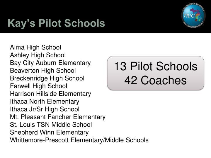 Kay's Pilot Schools