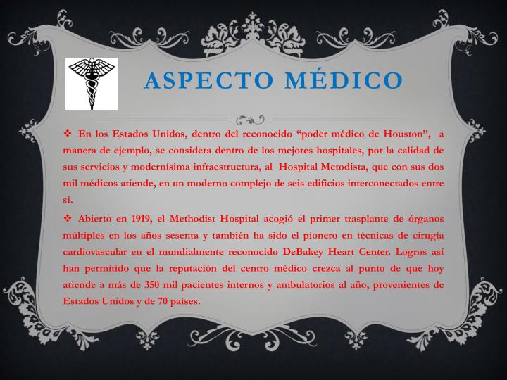 Aspecto médico