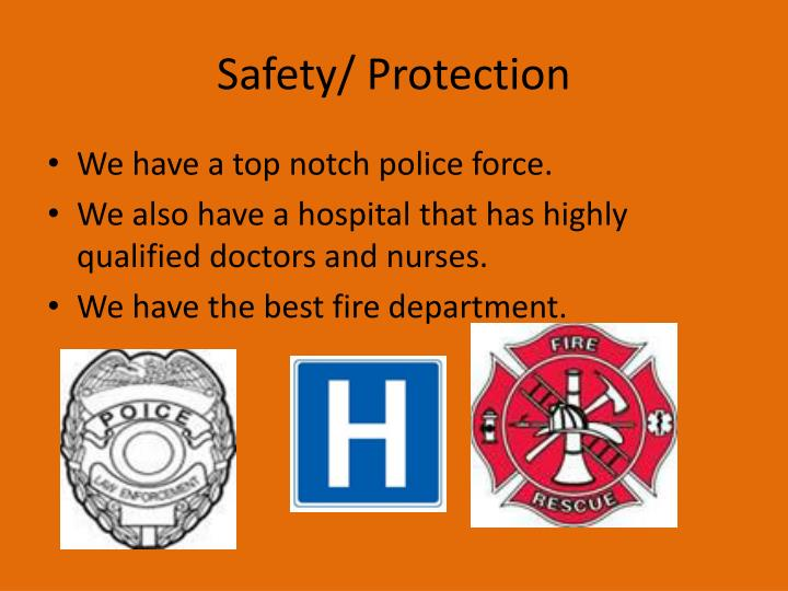Safety/ Protection