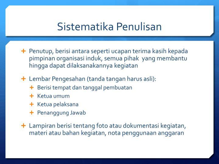 Sistematika