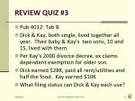 review quiz 3