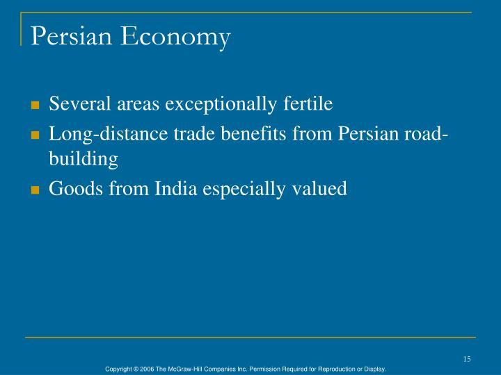 Persian Economy