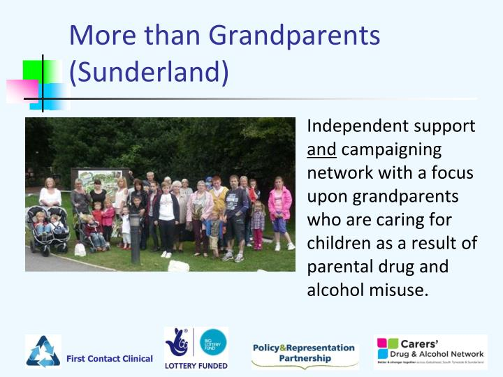 More than Grandparents (Sunderland)