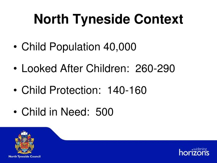 North Tyneside Context