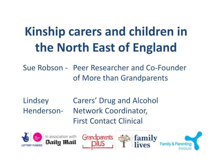 Kinship carers and children in