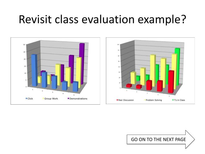 Revisit class evaluation example?
