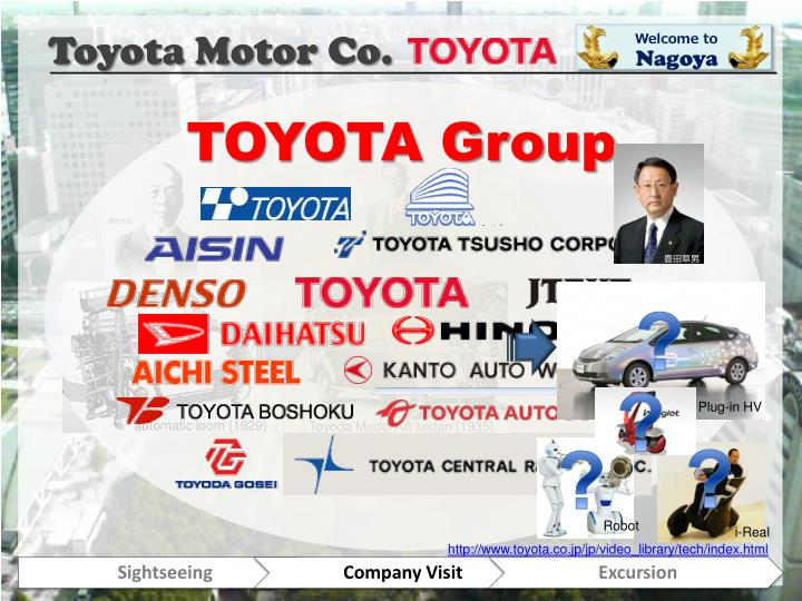 Toyota Motor Co.