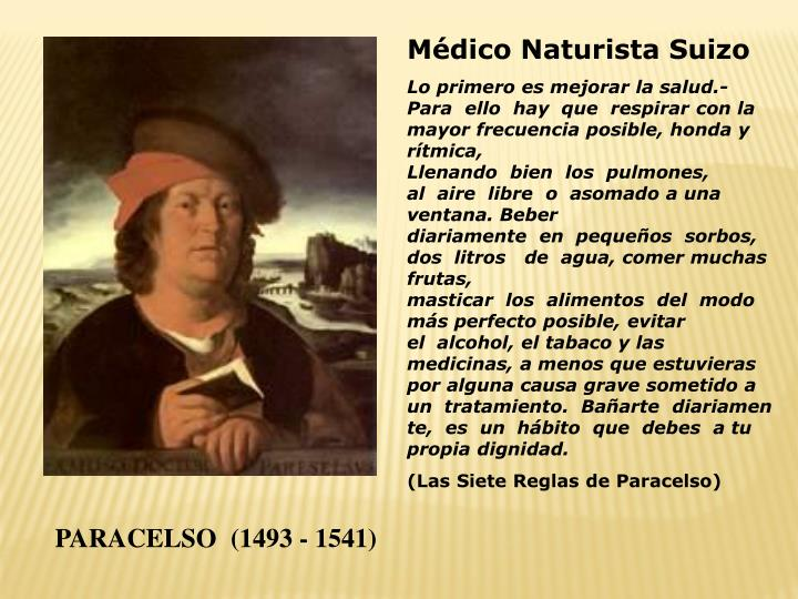 Médico Naturista Suizo