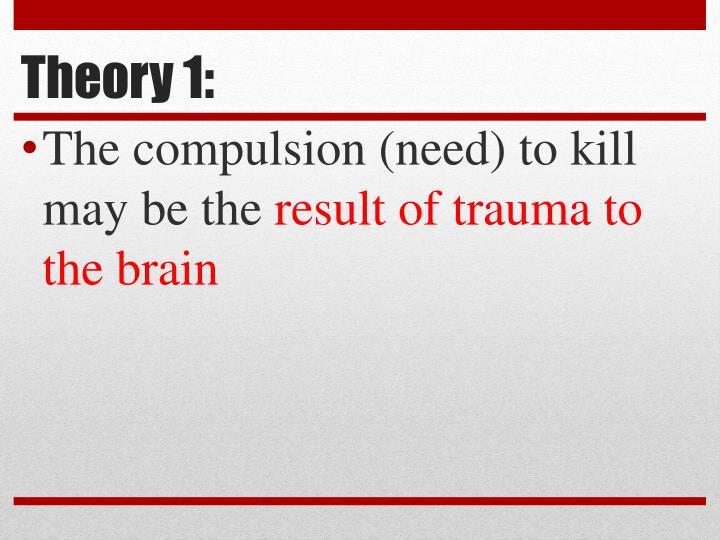 Theory 1: