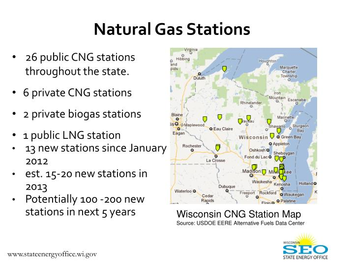 Natural Gas Stations