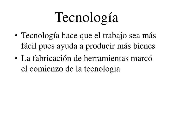 Tecnolog
