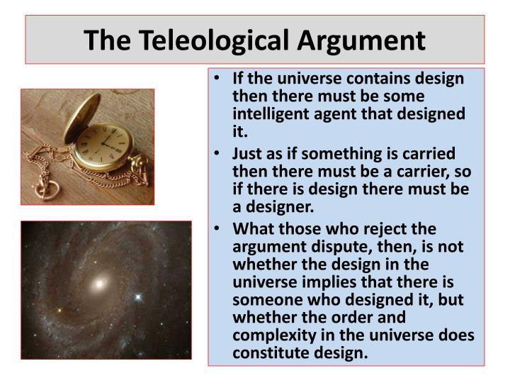 The Teleological