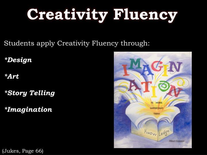 Creativity Fluency