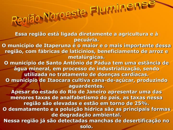 Regio Noroeste Fluminense