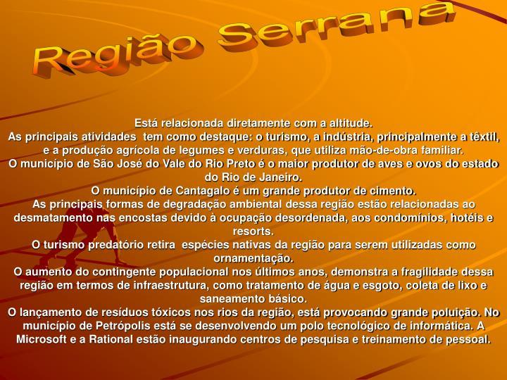 Regio Serrana