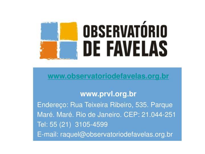 www.observatoriodefavelas.org.br
