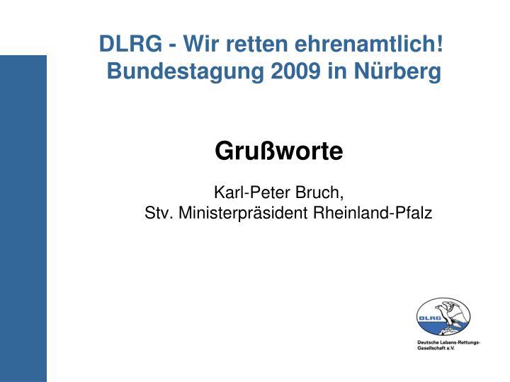 DLRG - Wir retten ehrenamtlich!