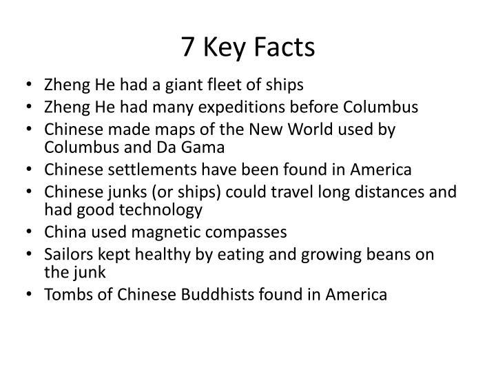 7 Key Facts