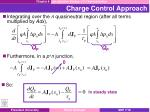 charge control approach1
