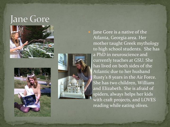 Jane Gore