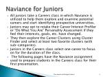 naviance for juniors