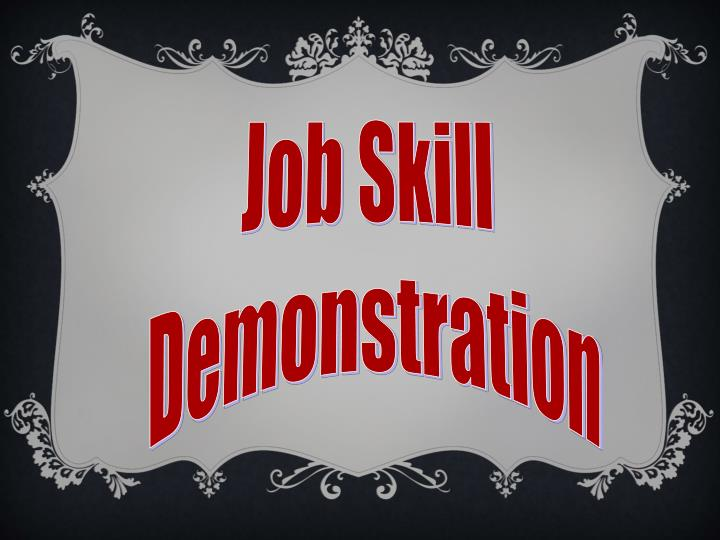 Job Skill