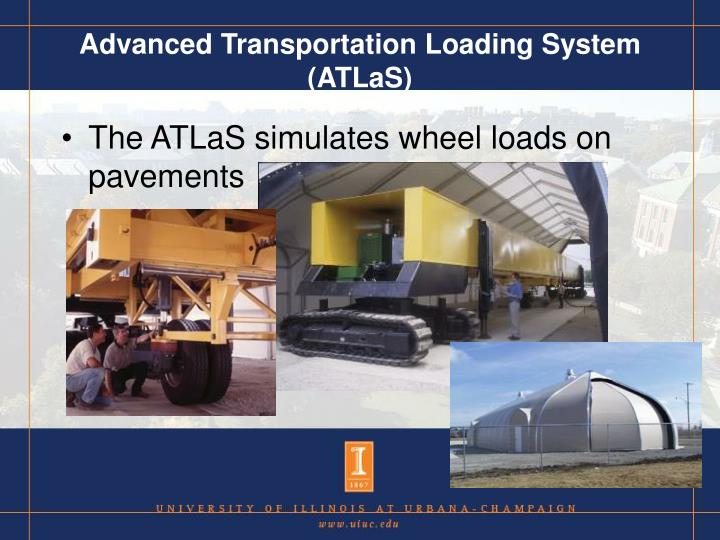 Advanced Transportation Loading System (ATLaS)