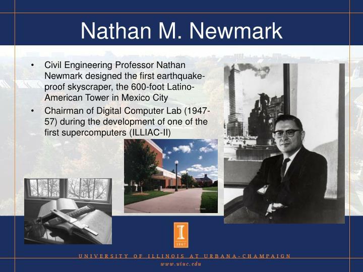 Nathan M. Newmark
