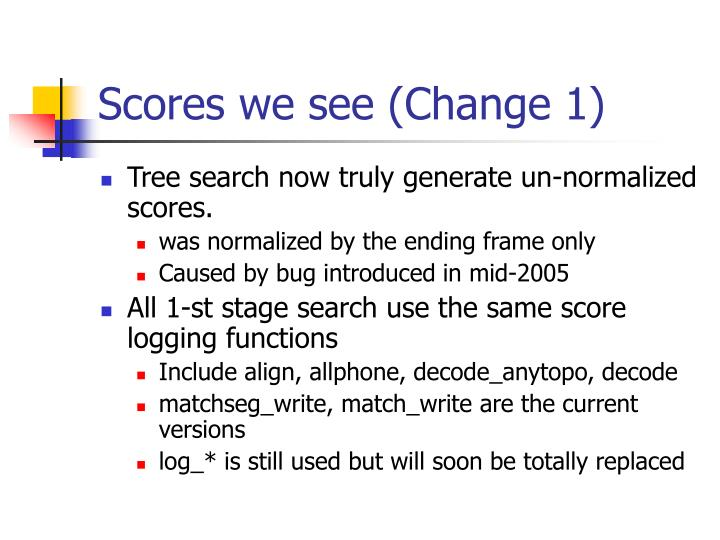 Scores we see (Change 1)