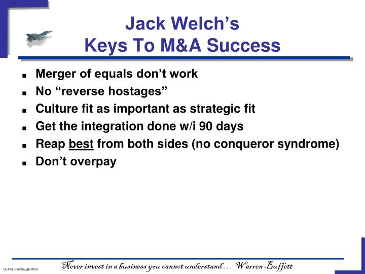 Jack Welch's