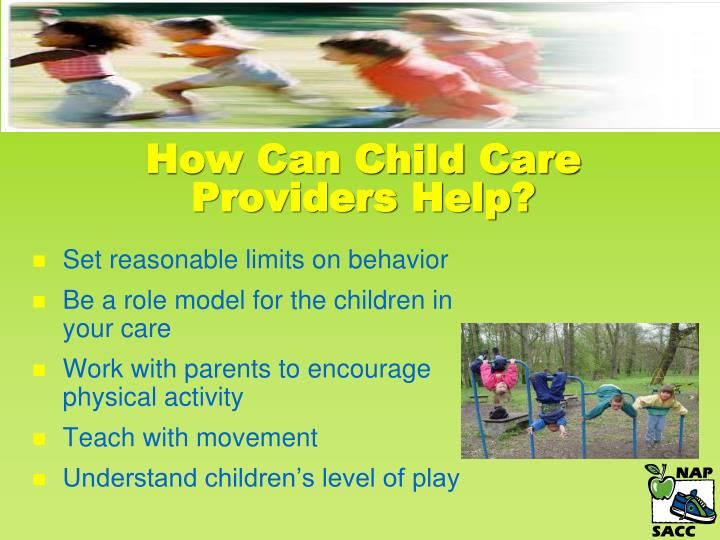 How Can Child Care