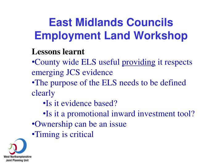 East Midlands Councils