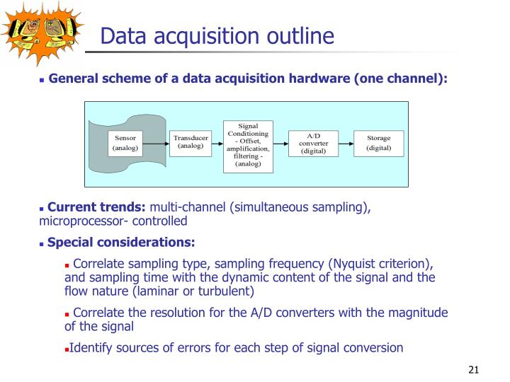 Data Acquisition And Trending : Ppt experimental fluid dynamics and uncertainty