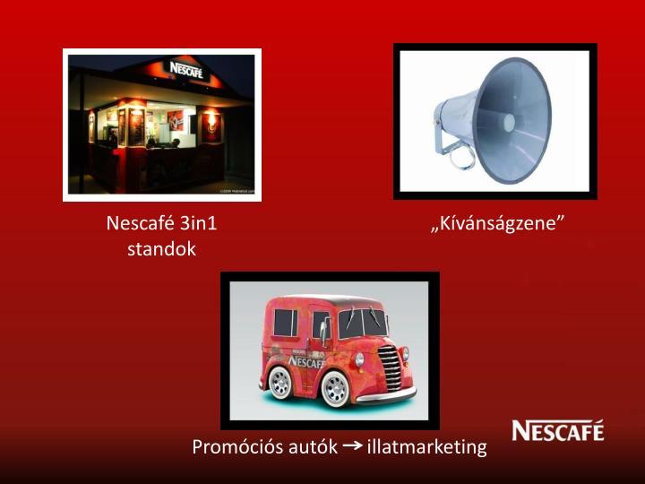 Nescafé 3in1