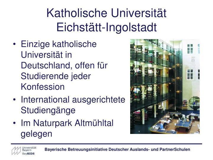 Katholische Universität