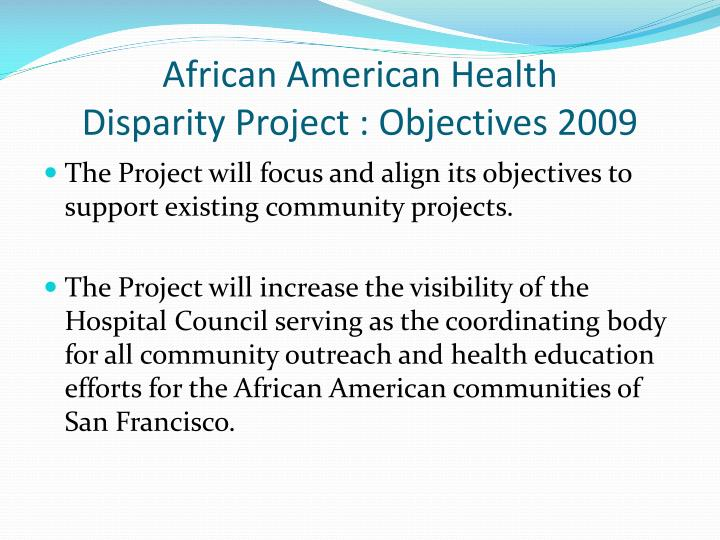 African American Health