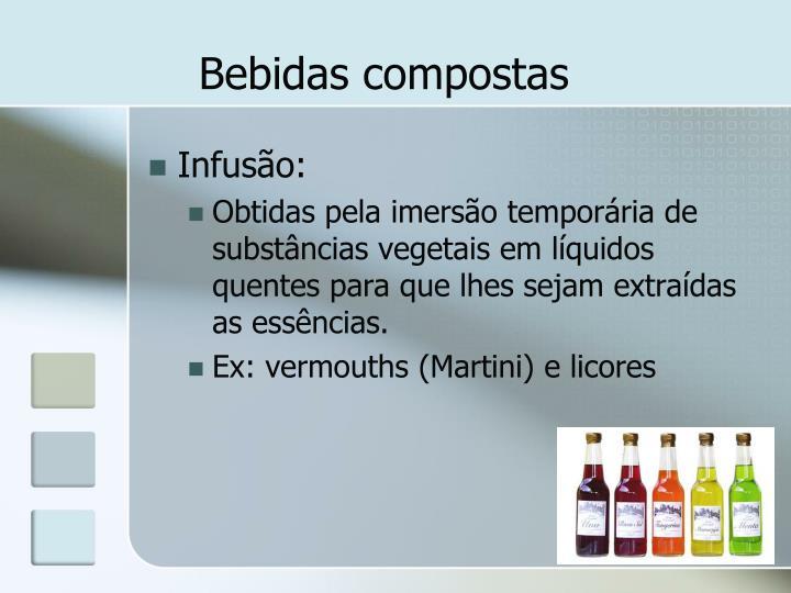Bebidas compostas