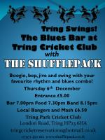 tring swings the blues bar at tring cricket club
