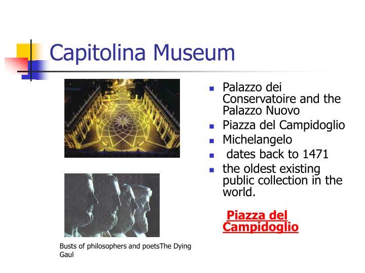 Capitolina Museum
