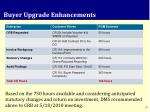 buyer upgrade enhancements4