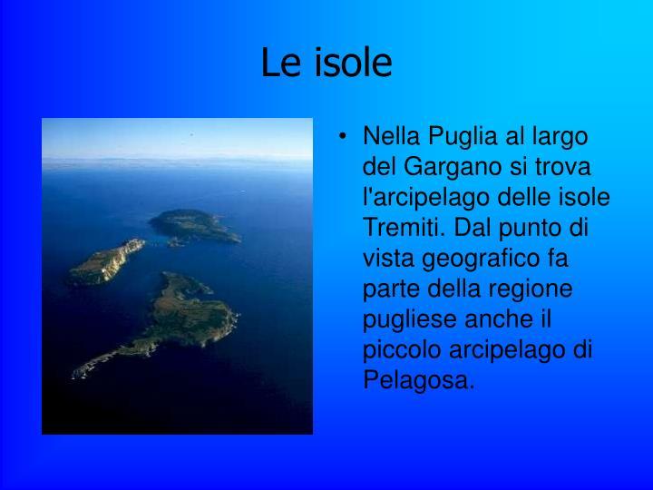 Le isole