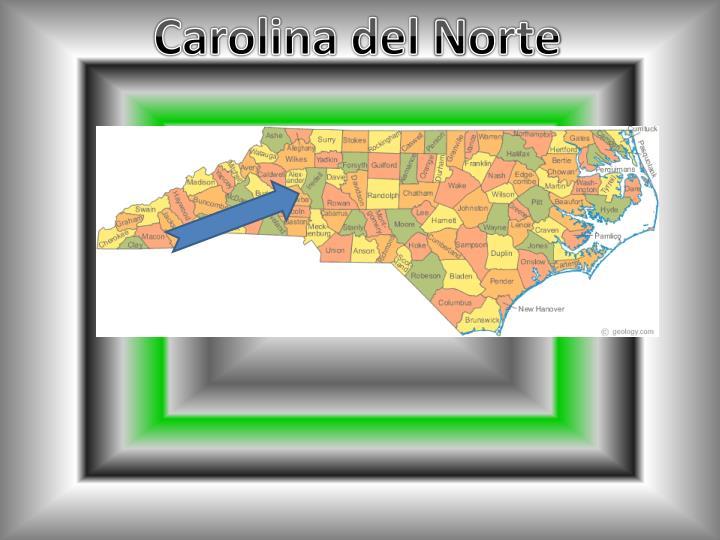 Carolina del