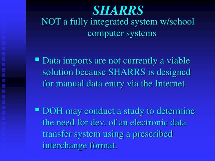SHARRS