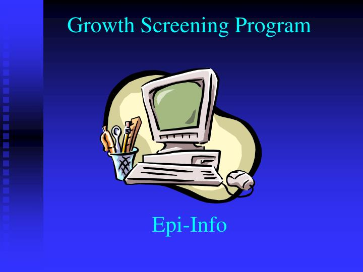 Growth Screening Program