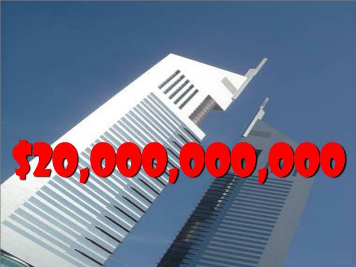$20,000,000,000