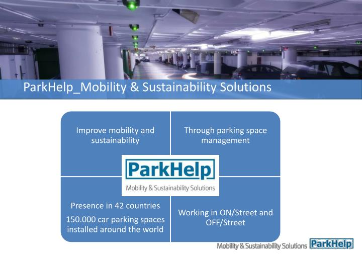 ParkHelp_Mobility & Sustainability Solutions