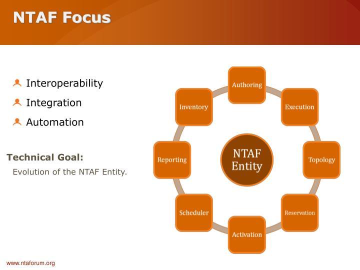 NTAF Focus