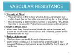 vascular resistance1