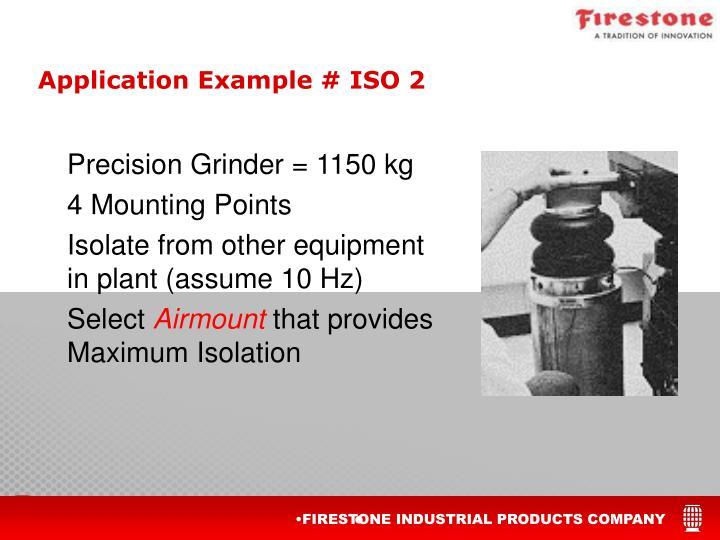 Precision Grinder = 1150 kg