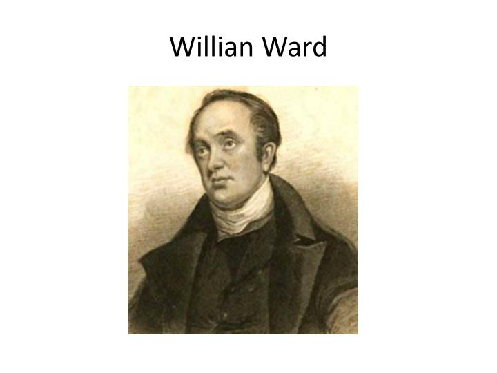 Willian Ward